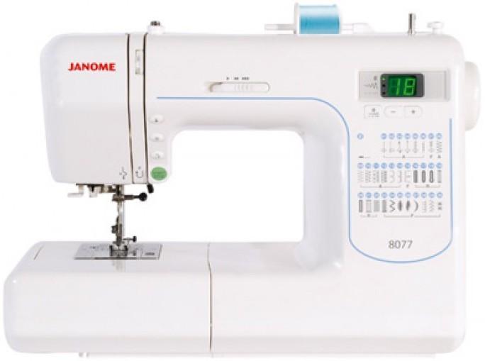 Janome 8077