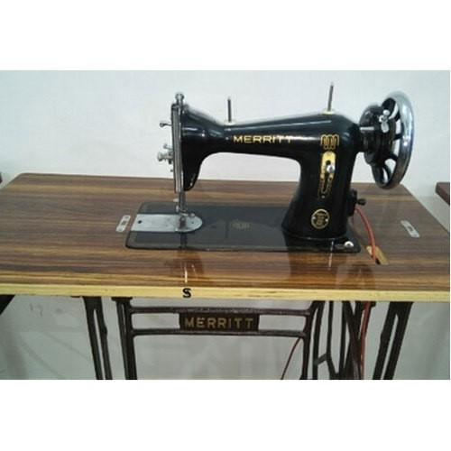 Manual Merritt Popular Sewing Machine, Rs 5600 /piece, VS ...